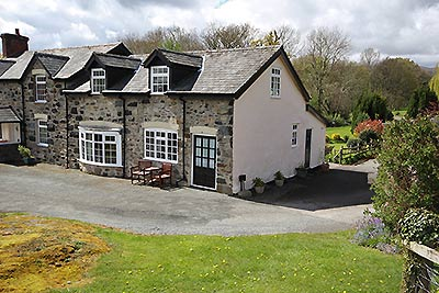 holiday cottage near conwy north wales